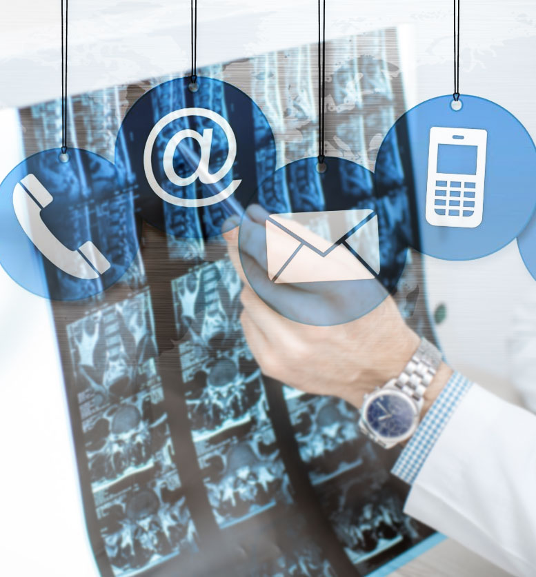 Orthopedic Surgeons Mailing Addresses