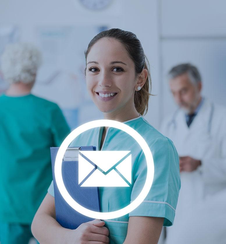Registered Nurse Email List